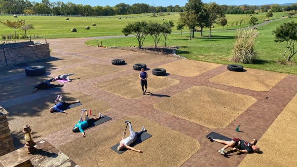 Fit Farm offers fitness and weight loss programs in Tennessee.