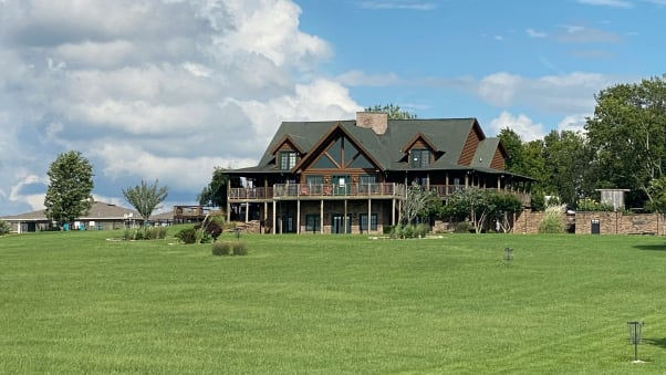 Fit Farm retreats take place at Rock Springs Retreat Center in Castalian Springs, Tennessee.