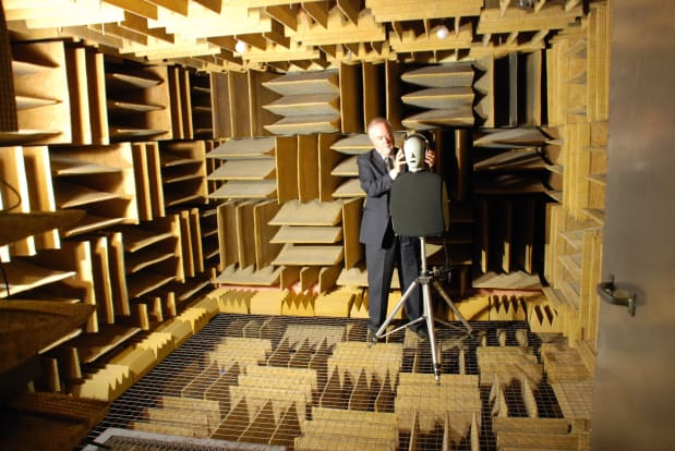 Inside the world\'s quietest room Style
