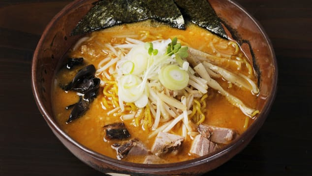 Ramen was adapted for Japanese palates from a Chinese dish.