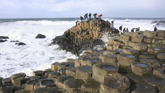 british isles giants causeway