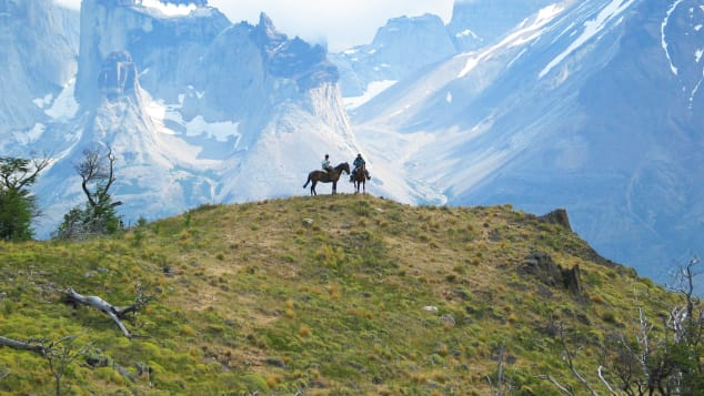 People are splashing out on post-Covid trips of a lifetime to places such as Patagonia.
