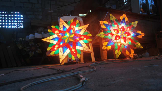 8. Philippines Christmas lanterns