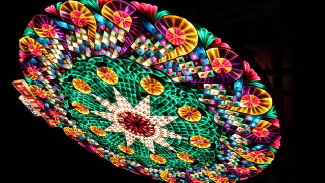 13. Philippines Christmas lanterns