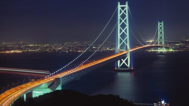 Two kilometers of Japanese efficiency