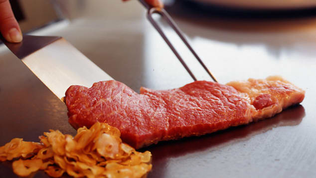 """Wagyu (which means """"Japanese cow"""") refers to specific breeds of cattle that come from a direct, traceable and pure bloodline."""