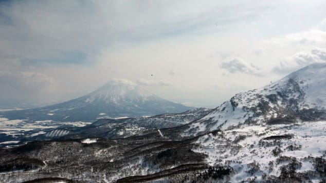 One of Japan's best ski resorts.