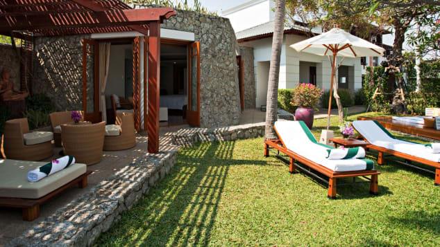 Best hotel spas- Chiva Som Thailand