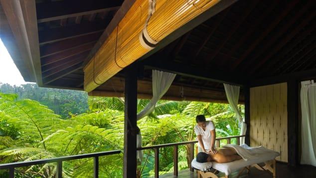 Best hotel spas- COMO Shambhala Estate Bali