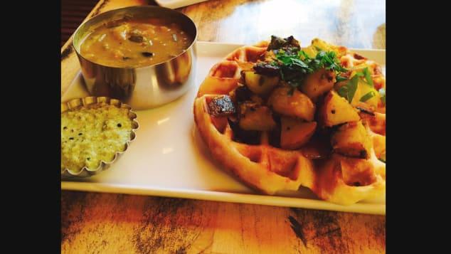 food mashups- doswaffle