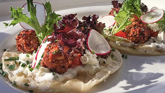 food mashups- tafel