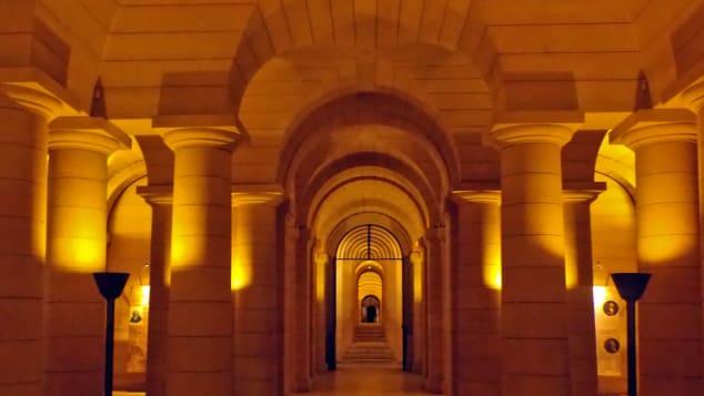 Pantheon Crypt, Paris