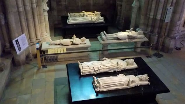 Saint Denis Necropolis, Paris