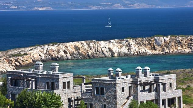 Bozcaada island, Turkey