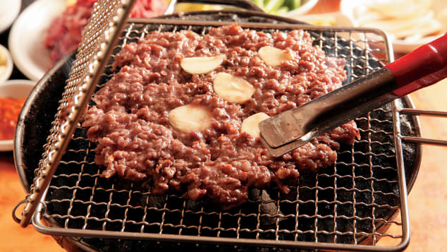 korea food map Bulgogi