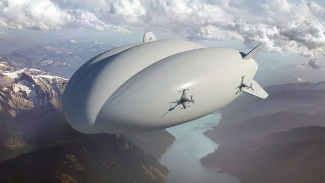 hyrbid airship 4