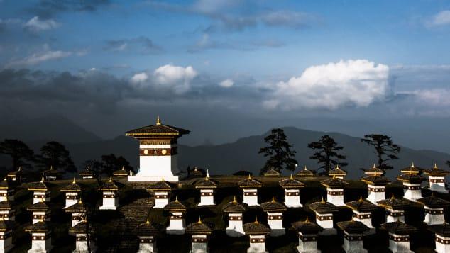 13 Bhutan
