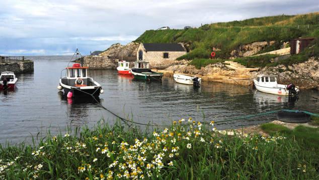 Ballintoy-Harbour