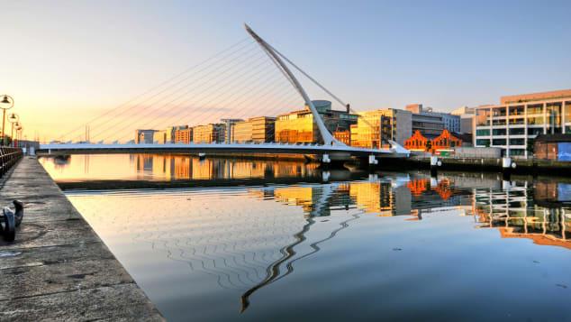 Dublin--dock-