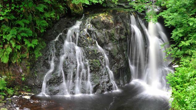 Glenarriff-Waterfalls