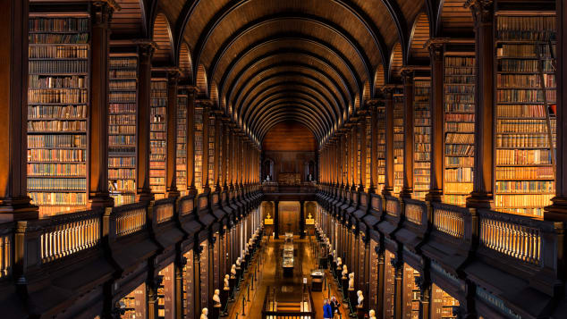 Trinity-College-Long-Room-Rob-Durston