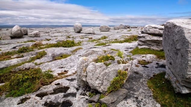 Burren-Karst-Landscape