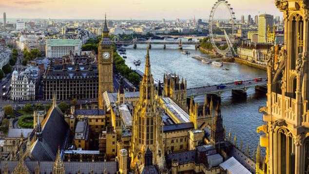 Beautiful England 18 London, England