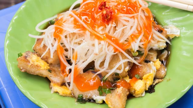 Bot Chiến là món ăn đường phố Việt Nam tốt nhất của nó.