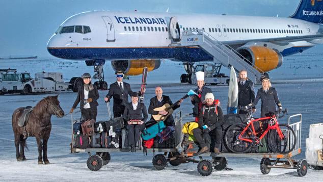 Icelandair Stopover Buddy program