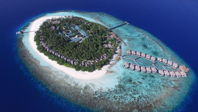 Maldives-style luxury beach resorts could be on their way to Saudi Arabia.