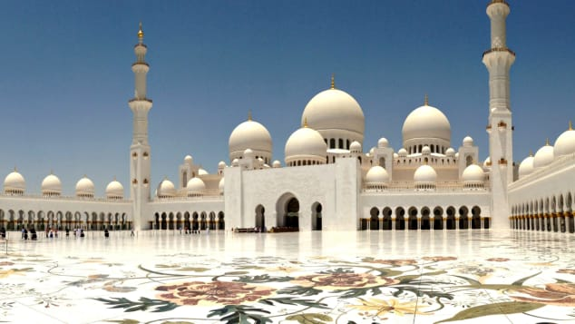 Abu Dhabi travel image provided by Abu Dhabi Tourism & Culture Authority