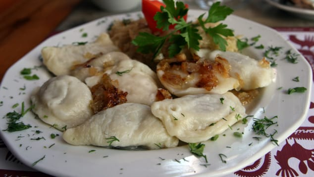 Pierogi: The perfect Polish comfort food.