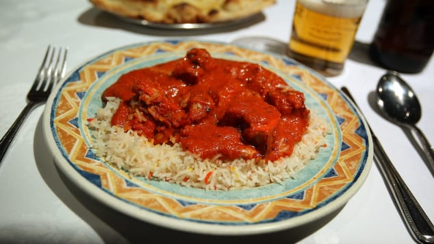 Tikka Masala is believed to have been invented in the UK.