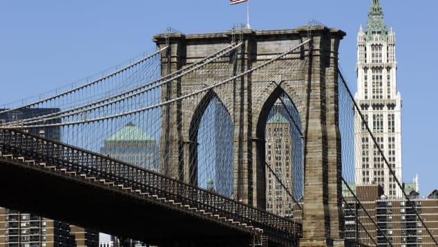 Bagels, bars and Brooklyn Bridge: a New York trifecta.