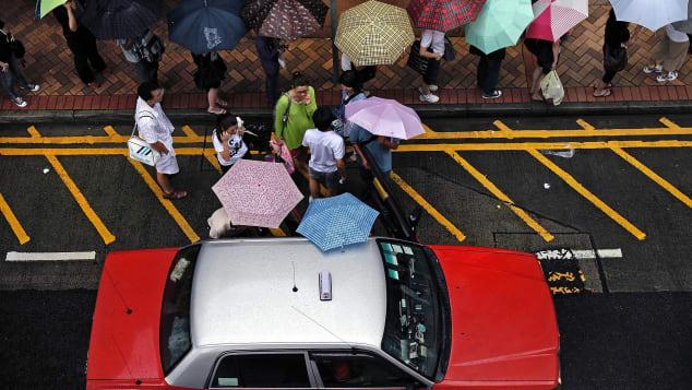 Combien de Hongkongais humides peut-on mettre dans une Toyota ?