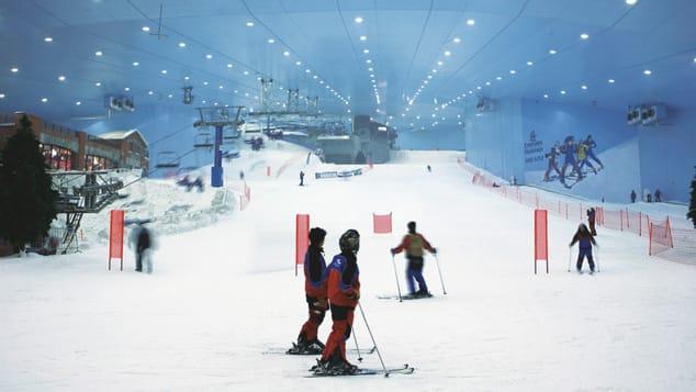 off season travel 7 dubai Ski Dubai