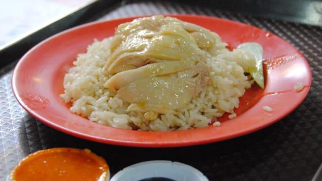 シンガポールの国の料理。