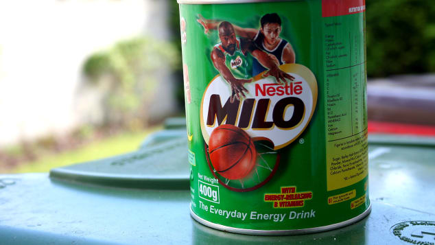 Malaysia has the world's largest Milo factory.