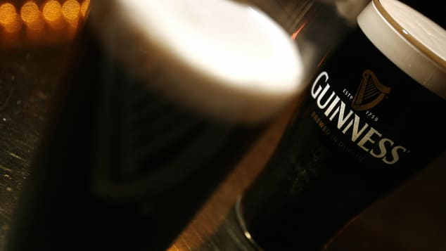 Guinness is brewed in almost 50 countries worldwide.
