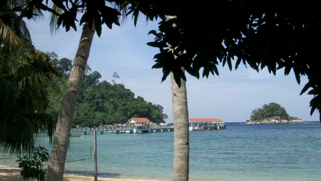 The island of Tioman and the waters surrounding it are protected nature reserves, which has helped it retain its wild vibe.