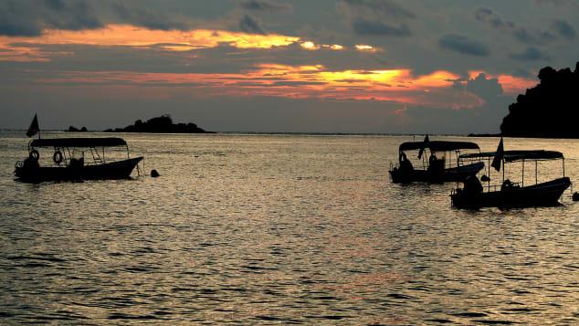 Tiny Pulau Pangkor lies off Perak on the west coast of peninsular Malaysia.