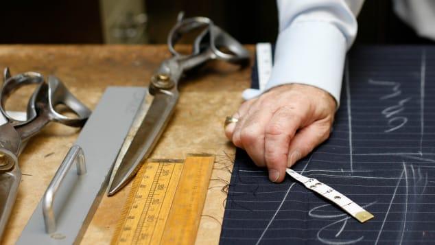 裁缝提示 - savile 3 - dan kitwood getty图片