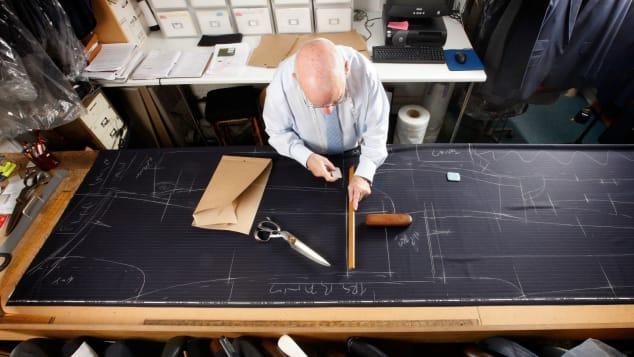 裁缝提示 - savile 4 - dan kitwood getty图片