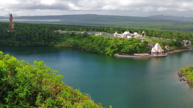 Grand Bassin, Mauritius