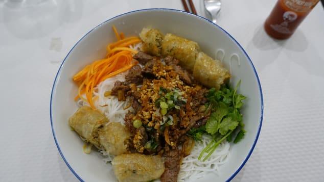 Một trong những món mì được yêu thích nhất ở Việt Nam.