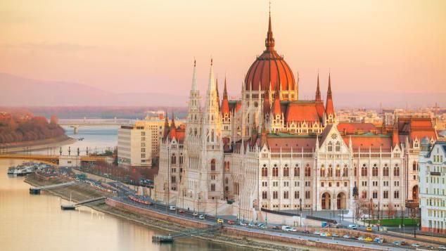Hungary - Travel Destination - shutterstock_367955912