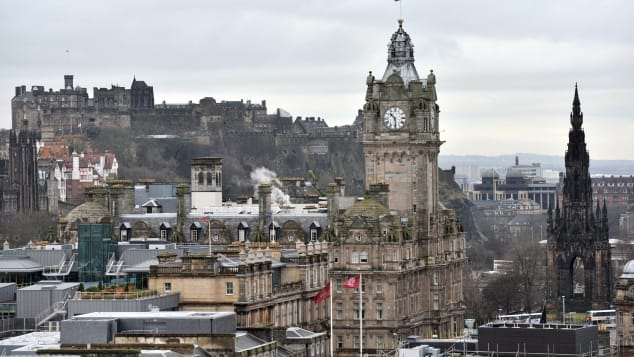 Edinburgh JK 1