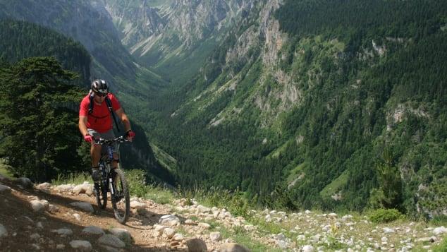 Biking Durmitor_ Susica kanjon