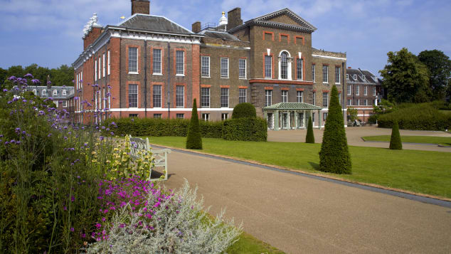 Kensington Palace Credit -¬Historic Royal Palaces