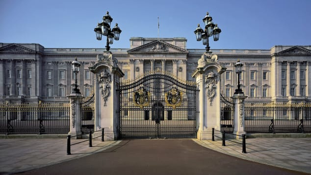 Buckingham Palace Credit Andrew Holt_Royal Collection Trust _ -¬ Her Majesty Queen Elizabeth II 2017